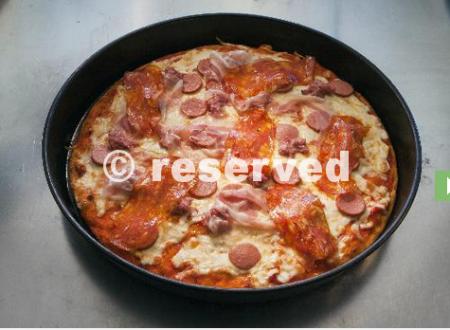 Pizza Maialona