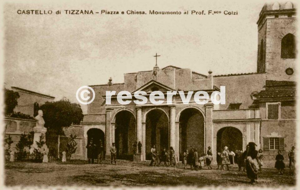 tizzana castello 1910