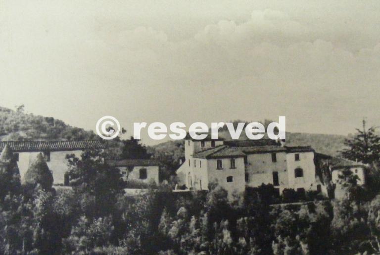 Carmignano Prato Montalbiolo, Veduta Casa Rigoli