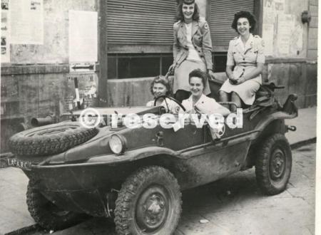 FIRENZE FOTO STORICHE 1944