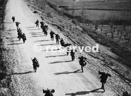 WW2 MONTECASSINO