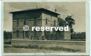 quarrata villa casanuova 1933s via vittorio veneto