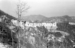 March 1945 View of Pietra Colora Italy