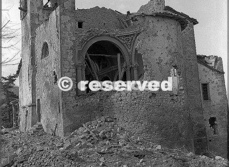 WW2 PIETRACOLORA LINEA GOTICA