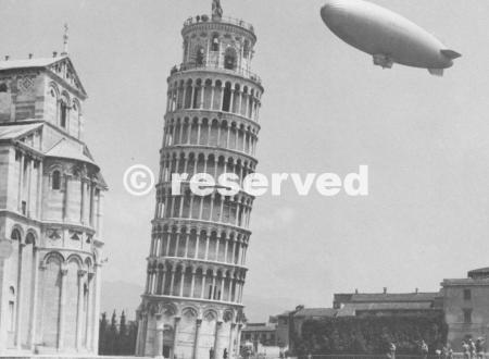 WW2 PISA BOMBARDATA