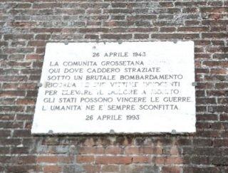 26 aprile 1943 grosseto_wwii