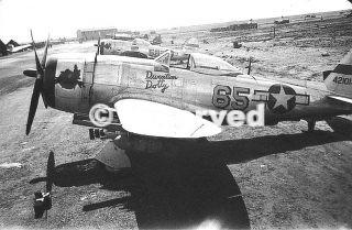 65th linea di volo FS a Grosseto Italia 1944-1945_wwii