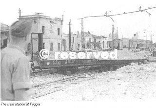 World War II bombing of Italian foggia
