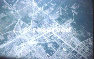 grosseto foto aerea 1943-1944_cerchi rossi crateri bombs