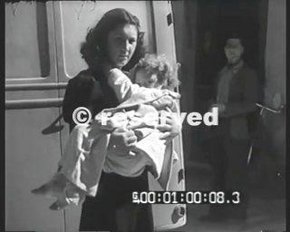 ospedale croce rossa bambino ferito bombardamento di grosseto_wwii