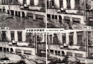 alluvione 1966 firenze ore 15