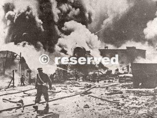 DISASTRO A BARI 1943
