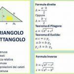 TRIANGOLO SCALENO FORMULE
