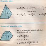 FORMULE TRONCO DI PIRAMIDE