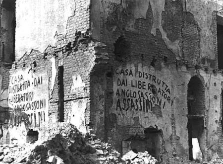 MILANO 1943 BOMBARDAMENTO
