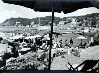 LA SPIAGGIA DI QUERCIANELLA 1959