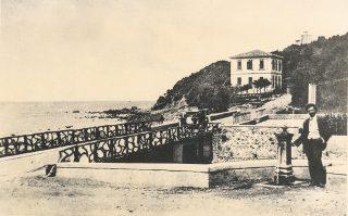 QUERCIANELLA INAGURAZIONE FONTE 1915