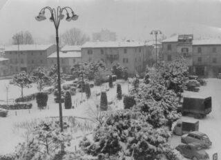 QUARRATA piazza Risorgimento 1965