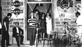 Quarrata Bar Testai in piazza Risorgimento ANNI 50