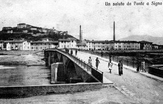 PONTE A SIGNA 1912