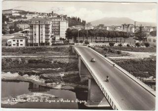 Veduta-Castel-Di-Signa-E-Ponte-A-Signa 1966