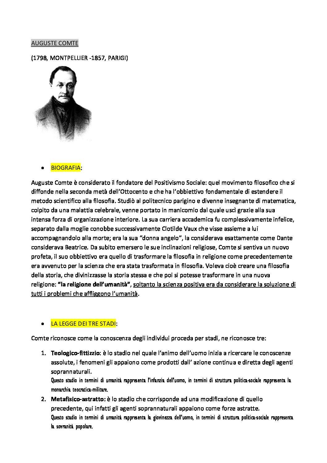 AUGUSTE COMTE pdf