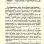 RIASSUNTO IL COLLOQUIO TRA PADRE CRISTOFORO E DON RODRIGO