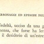ARGO IL CANE FEDELE ODISSEA